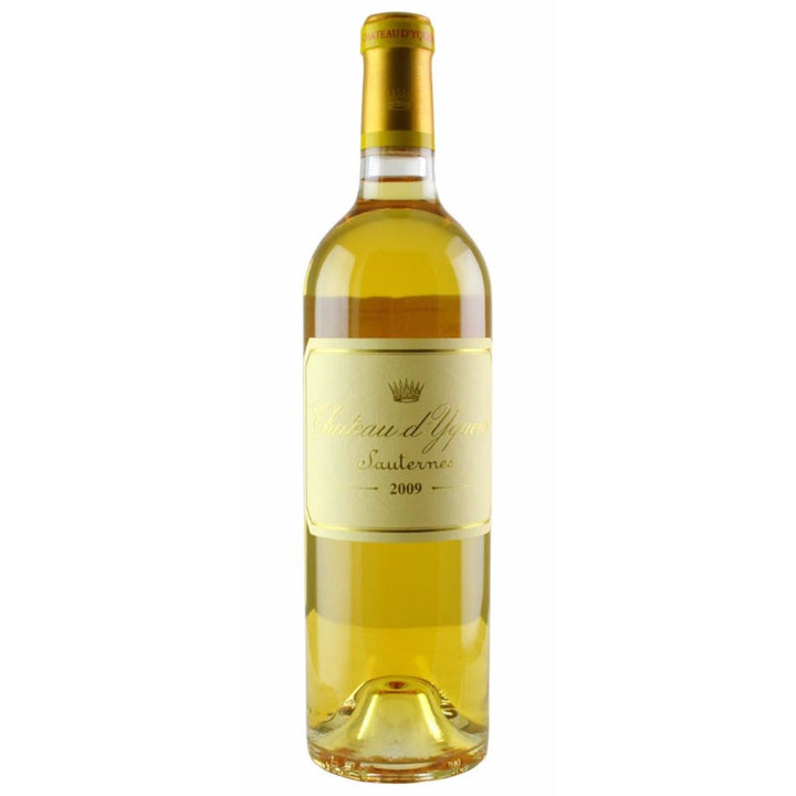 2009 Chateau d'Yquem, Sauternes, France 375mL