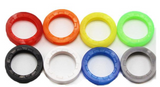 FREE 8 Piece Multi-Colored Key Rubbers - Limited Stock!
