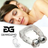 Magnetic Anti-Snore Breathing Clip - Sleep Deeply Once Again!