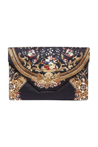 Hire: Friend In Flora Envelope Clutch