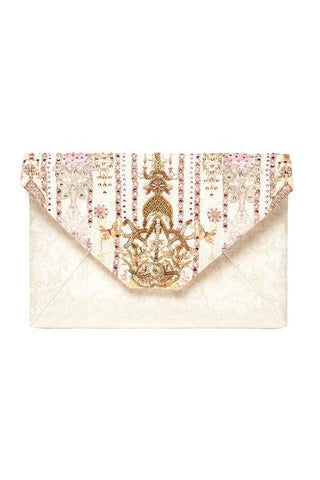 Hire: Golden Age Envelope Clutch