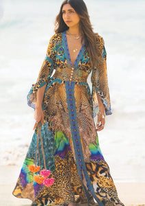 Camilla Mother Xanadu Kimono Dress