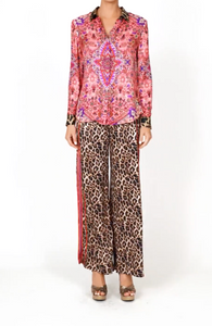 Camilla Lotus Lovers Shirt & Pants