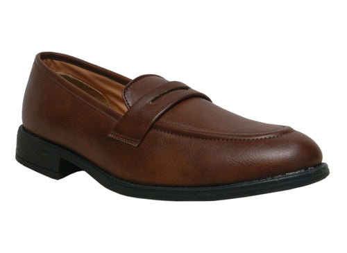 Dark Brown Moccasins