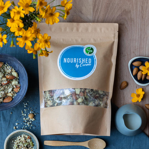 Fodmap Friendly 'Original' Granola - Nourished by Carms
