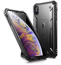 Apple iPhone XS Max Case - Revolution Black