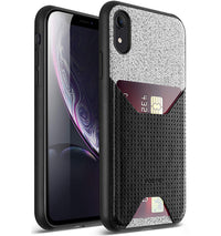 Apple iPhone XR Case - Nubuck Black