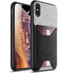 Apple iPhone XS Max Case - Nubuck Black