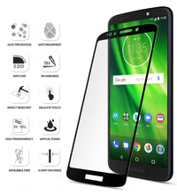 Tempered Glass - 2018 Motorola Moto G6 Play Screen Protector