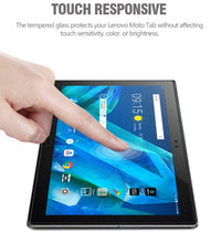 Tempered Glass - Lenovo Moto Tab Screen Protector