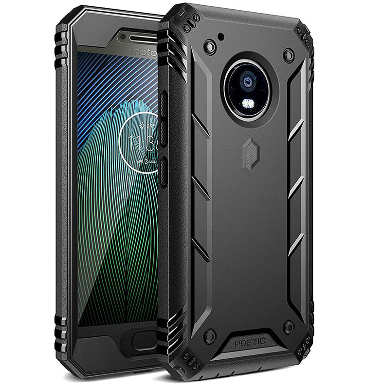 timeless design dfb87 b3d6d Revolution - 2017 Motorola Moto G5 Plus Case