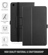 SlimFolio - 2019 Amazon Fire 7 (9th Gen) Case