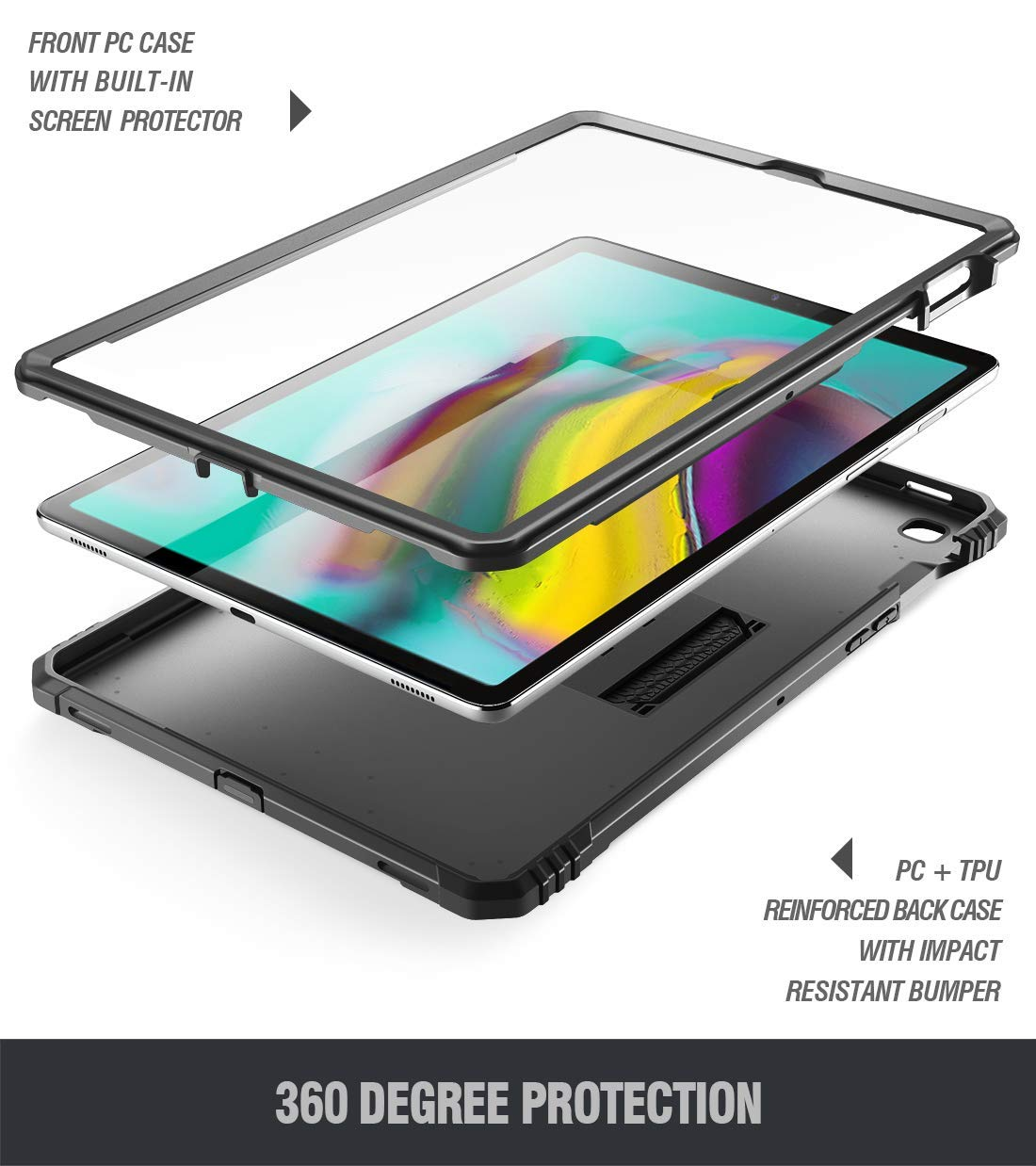 Revolution - 2019 Galaxy Tab S5E Case
