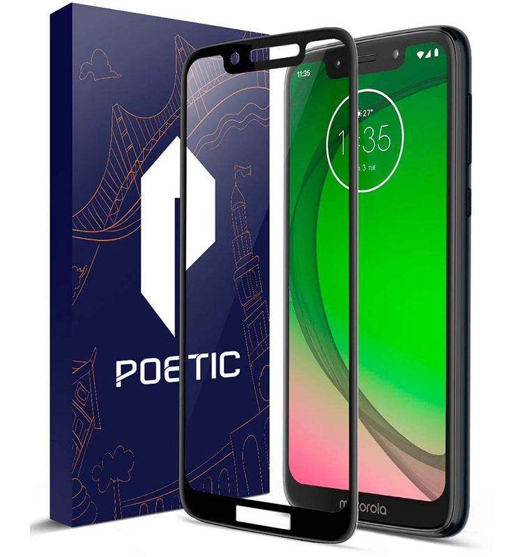 Tempered Glass - 2019 Motorola Moto G7 Play Screen Protector