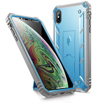 Apple iPhone XS Max Case - Revolution Blue
