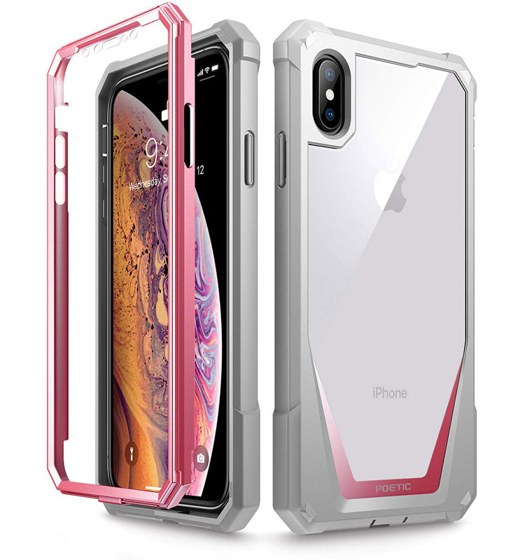 Apple iPhone XS Max Case - Guardian Pink