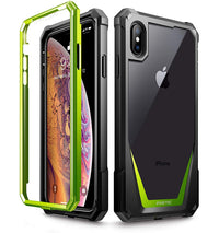 Apple iPhone XS Max Case - Guardian Green