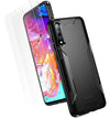 Karbon Shield - 2019 Samsung Galaxy A70 Case with 2 PCs Tempered Glass Screen Protector
