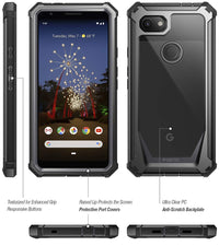 Guardian - 2019 Google Pixel 3a XL Case