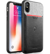 Apple iPhone X Case - Nubuck Black