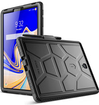 Samsung Galaxy Tab S4 Case - TurtleSkin Black