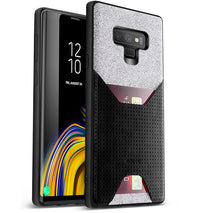 Samsung Galaxy Note 9 Case - Nubuck Black