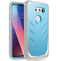 LG V30 Case - Revolution Blue