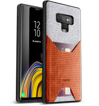 Samsung Galaxy Note 9 Case - Nubuck Brown
