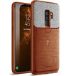 Samsung Galaxy S9 Plus Case - Nubuck Brown