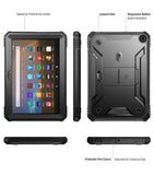 Revolution - 2020 Amazon Kindle Fire HD 8 Tablet and Fire HD 8 Plus Case