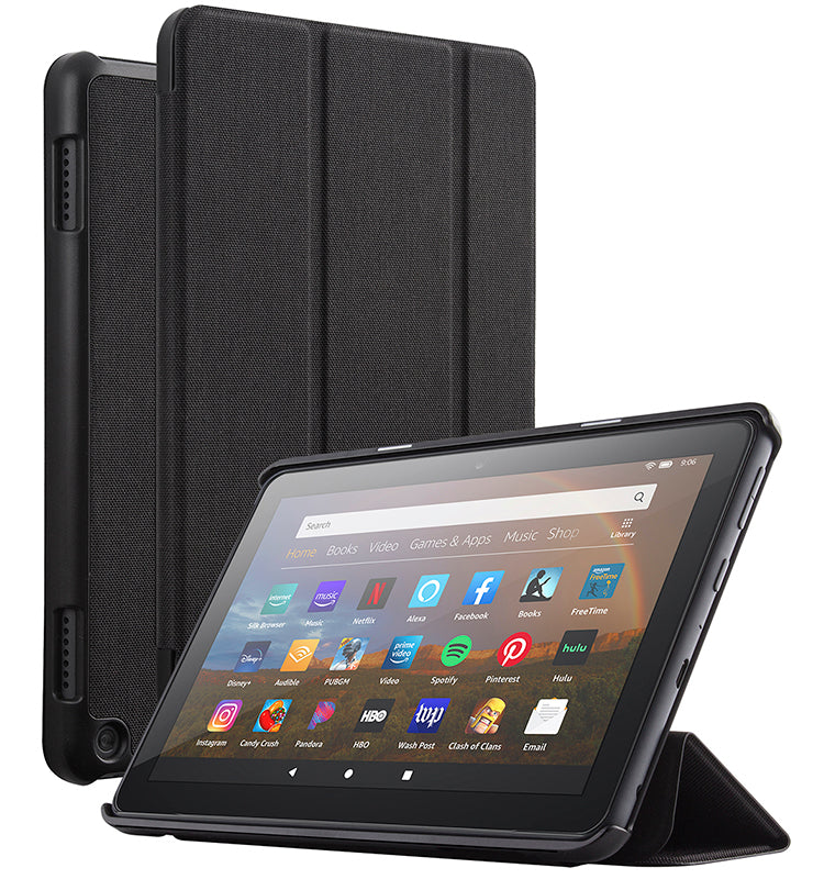 Slimline - 2020 Amazon Kindle Fire HD 8 Tablet and Fire HD 8 Plus Case
