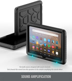 TurtleSkin - 2020 Amazon Kindle Fire HD 8 Tablet and Fire HD 8 Plus Case