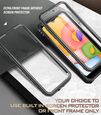 Revolution - 2020 Samsung Galaxy A01 Case