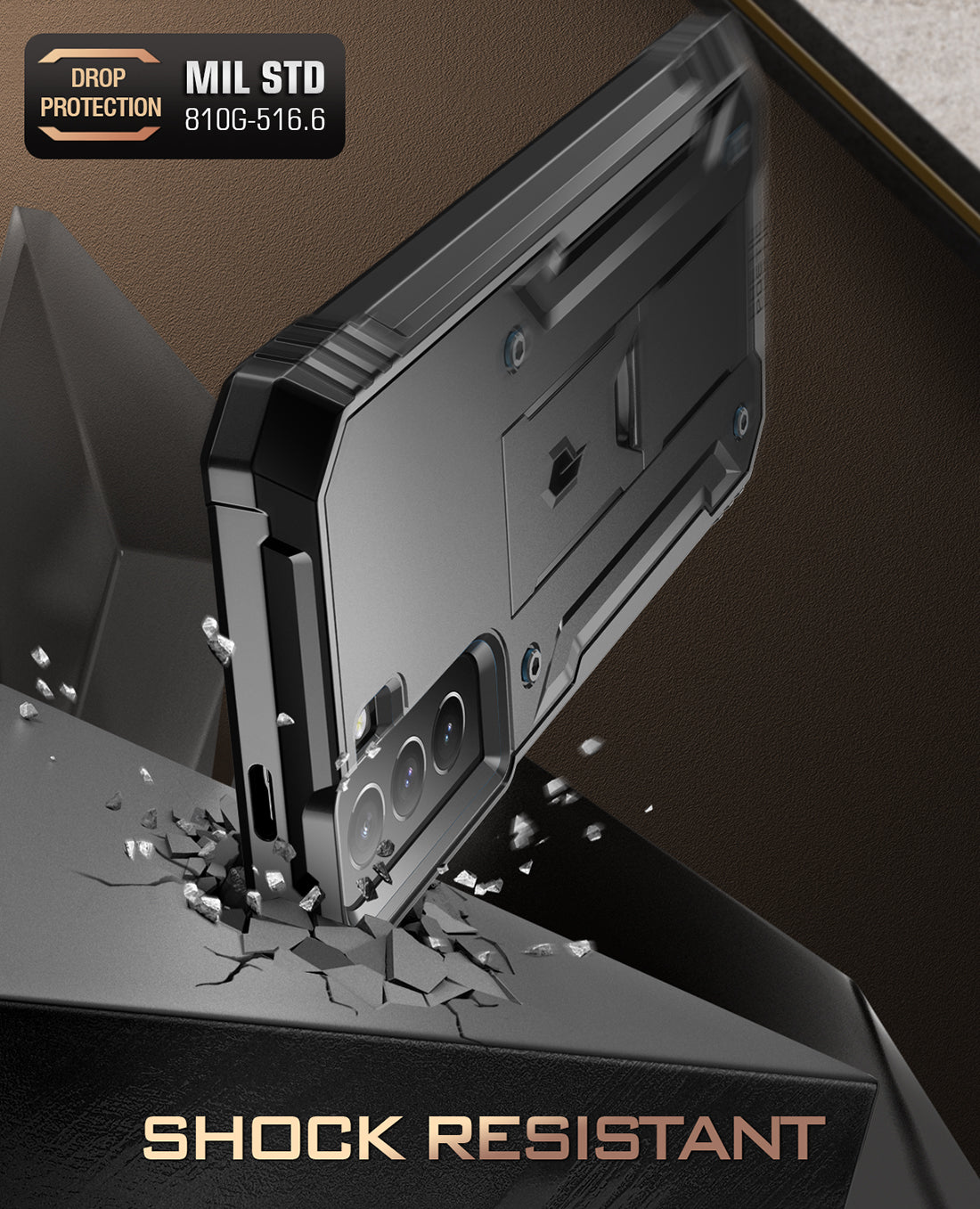 Revolution - Samsung Galaxy S21 Plus Case