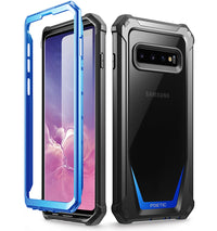 Samsung Galaxy S10 Plus Case - Guardian Blue