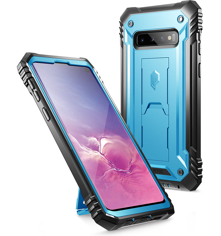 Samsung Galaxy S10 Case - Revolution Blue