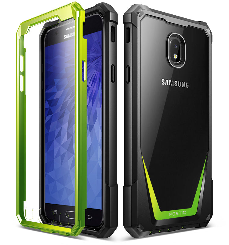 Samsung Galaxy J7 (2018) Case - Guardian Green