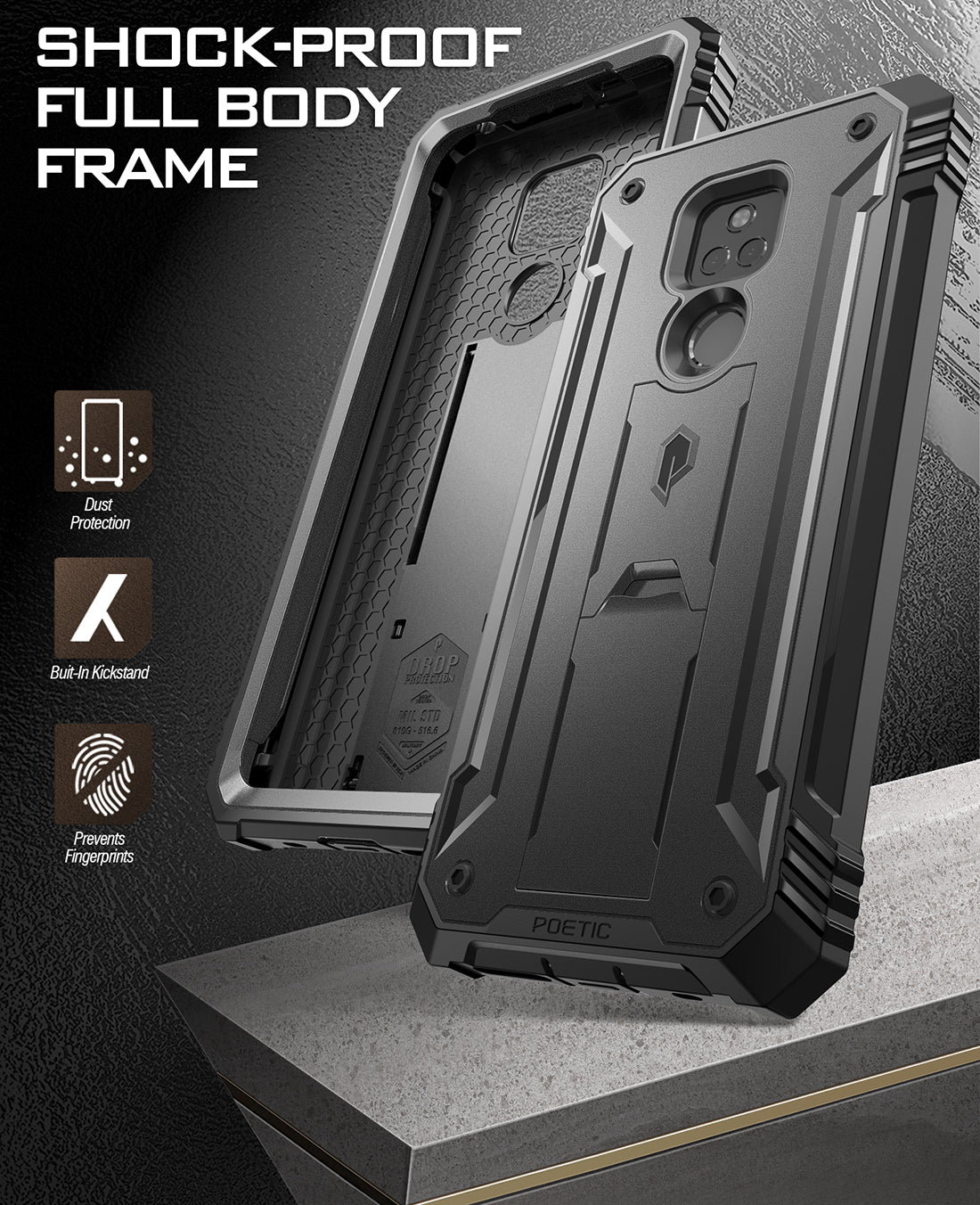 Revolution - Moto G Play (2021) Case