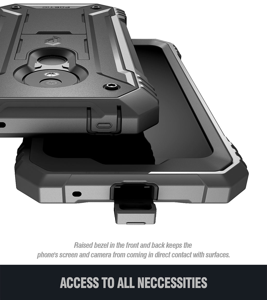 Revolution - 2019 Motorola Moto G7 Play (U.S. Version) Case