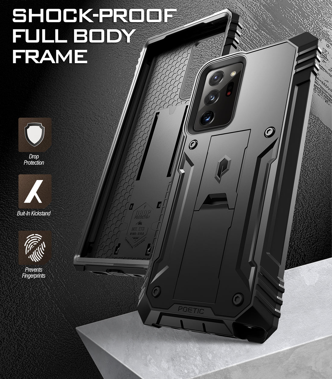 Revolution - 2020 Samsung Galaxy Note 20 Ultra Case