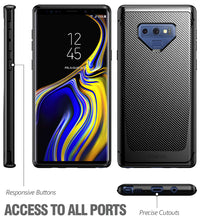 Karbon Shield - 2018 Samsung Galaxy Note 9 Case