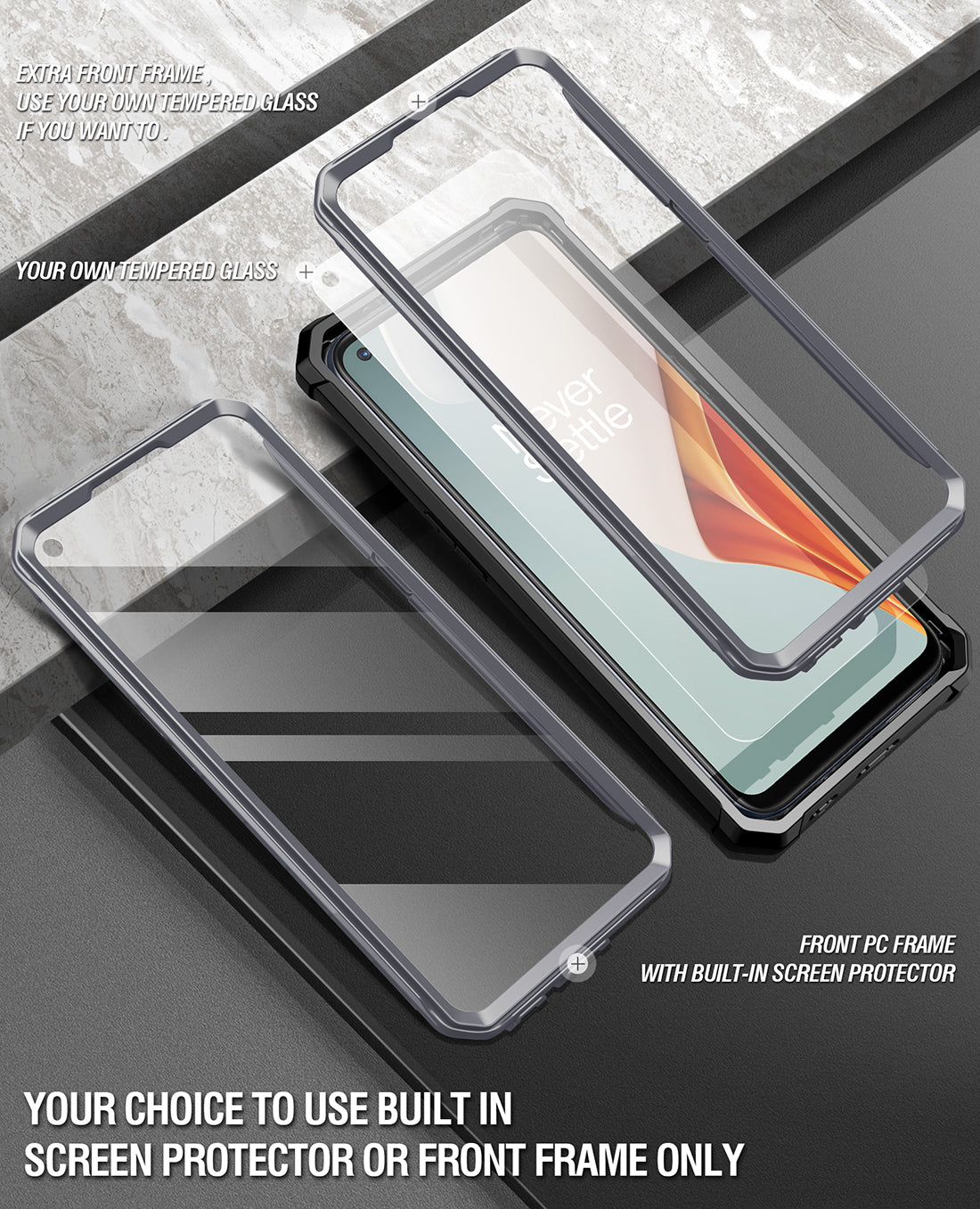 Guardian - OnePlus Nord N100 Case