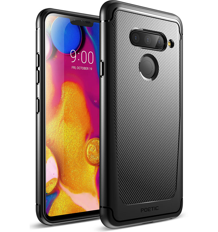 Karbon Shield - 2018 LG V40 ThinQ Case