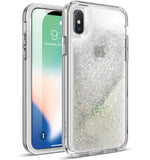 Apple iPhone X Case - Cascade Beige