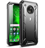 Motorola Moto G6 Case - Revolution Black