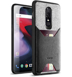 OnePlus 6 Case - Nubuck Black