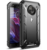 Motorola Moto X4 Case - Revolution Black