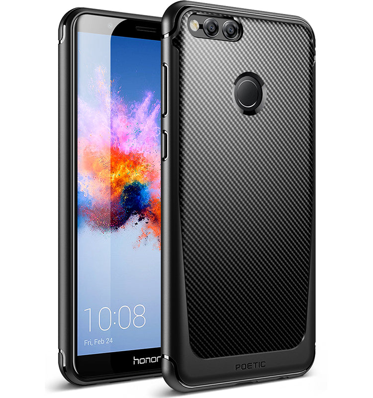 best service 17ea5 b88ae KARBON SHIELD - 2017 Honor 7X / Huawei Mate SE Case