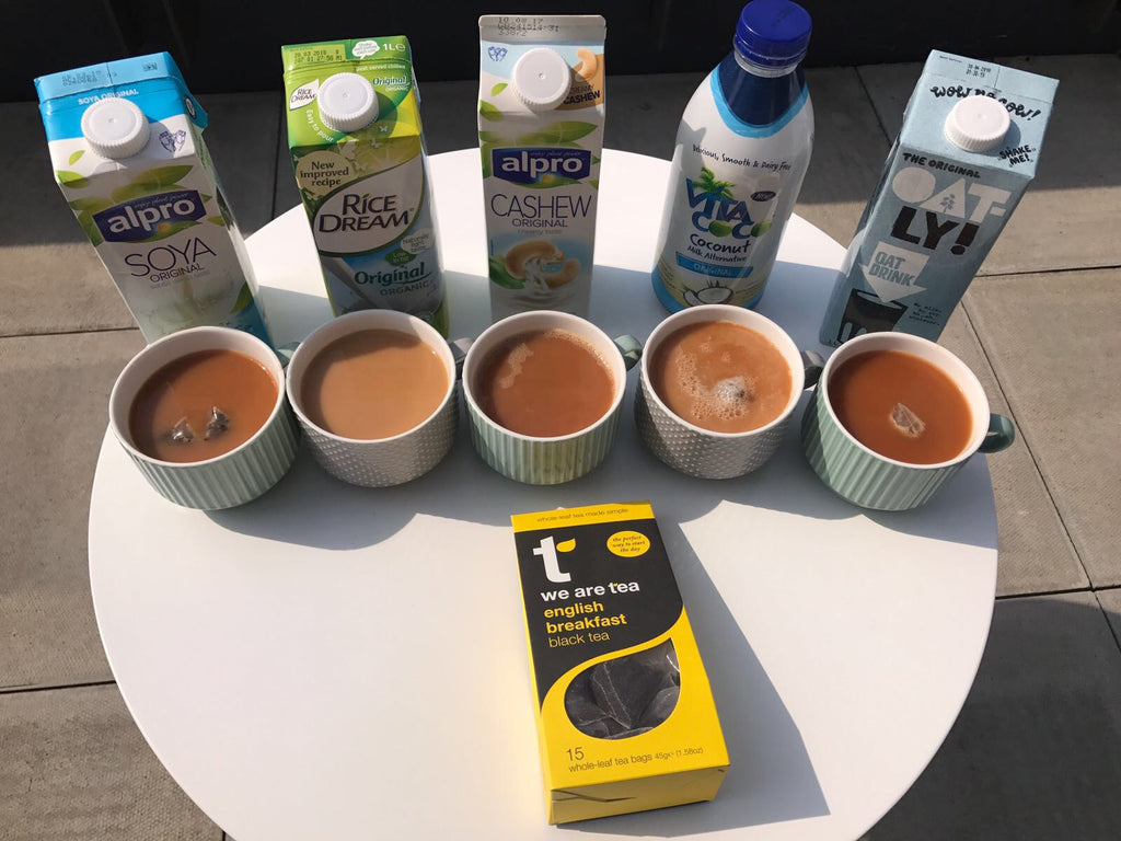 Dairy-free Options for Your Next Cuppa