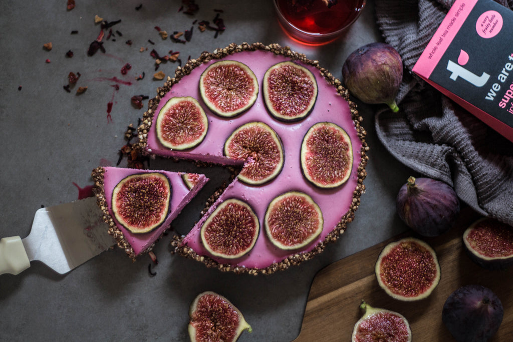 Super Berry Fig Tart Recipe